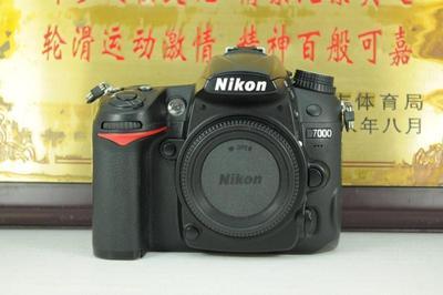 98新 Nikon 尼康 D7000 中端数码 单反相机 千万像素