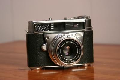 85新柯达雷丁娜AUTOMATIC III型旁轴相机