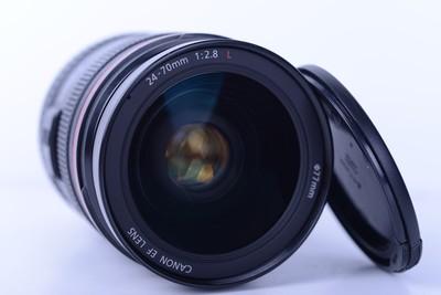 佳能24-70红圈变焦镜头 EF 24-70mm f2.8L II USM 正品行货