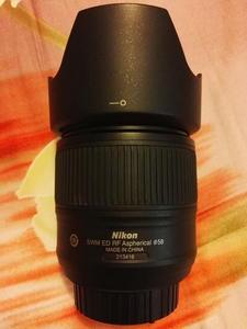 尼康AF-S 尼克尔 35mm f1.8G ED全画幅镜头