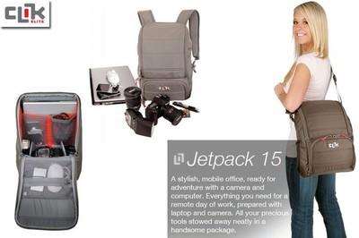 美国凯立克Clik Elite CE718 远足者双肩摄影包 单反包