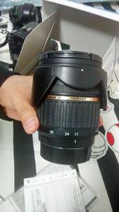 腾龙a16(17~50mm) 无拆修无霉点无进水 日本原装 送正品肯高uv