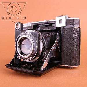 镜间名录| 超级依康塔 532/16 带原皮盒 胶片相机 顺丰包邮 L-03