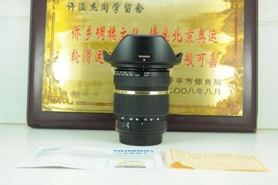 98新 佳能口 腾龙 10-24 F3.5-4.5 B001 超广角 单反镜头