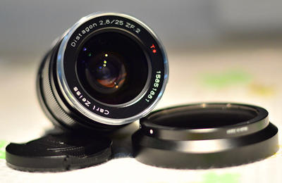 zeiss 蔡司 25 2.8 zf.2