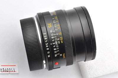 LEICA R 35/2,方字版,E55,散景王,R35/2,R 35mm/2