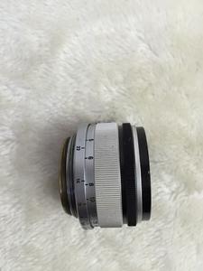 佳能 L39 螺纹口 35 1.8 手动镜头 35mm f1.8