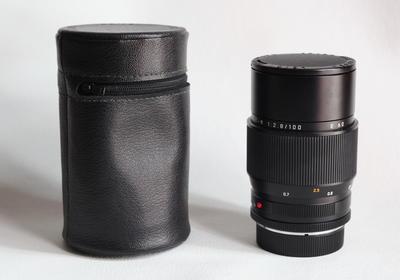 徕卡Leica R 100/2.8 APO 微距之王 R100/2.8  原包装 极新成色▇ ▇