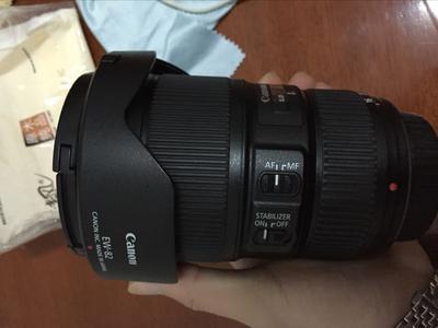佳能EF 16-35mm f4L IS