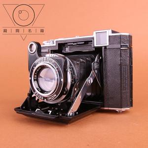 镜间名录| 超级依康塔 532/16 带原皮盒 胶片相机 顺丰包邮 L-01
