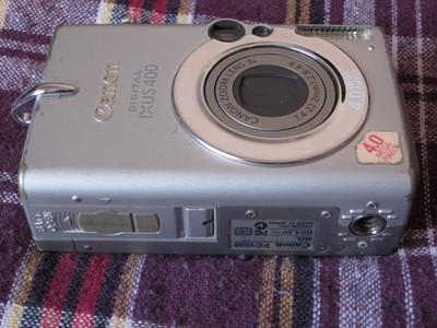 佳能IXUS400,已改成红外相机,760nm波段