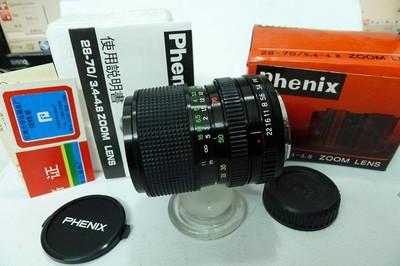 库存未用原包装--凤凰(理光宾得)PK口28-70变焦镜头