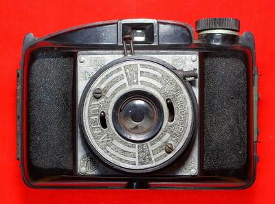 收藏极品,全国不足10台。跃进相机。