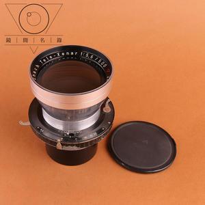 镜间名录  施耐德 Tele Xenar 500mm F5.5 顺丰包邮 胶片相机M-04