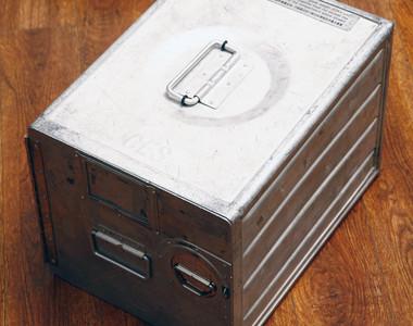 航空铝箱可以改造为摄影箱