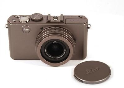 【一元起拍】Leica/徕卡 D-LUX4 1000万像素钛金限量版数码相机