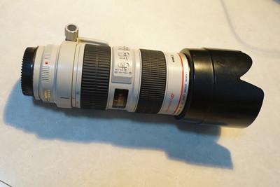 佳能 EF 70-200mm f/2.8L IS USM(小白IS)