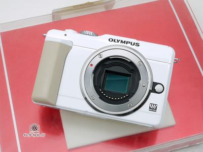 店庆88折!!!奥林巴斯微单 OLYMPUS E-PL1s 白色单机身 526577