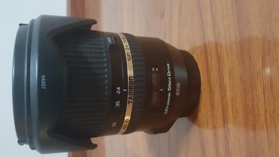 腾龙 SP 24-70mm f/2.8 Di VC USD(Model A007)佳能卡口