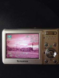 富士 F30红外改装机,红外摄影的必备。