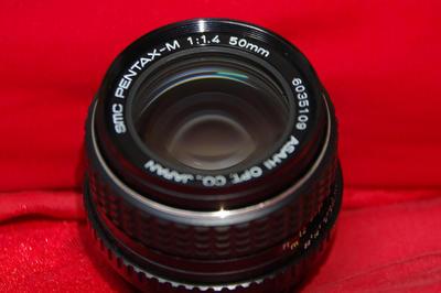 宾得M50 1.4 Pentax m50 1.4