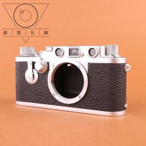 镜间名录  97%新 徕卡IIIf 自拍版 胶片相机 顺丰包邮 N-04