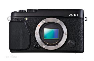 富士X-E1机身+美能达58 1.4镜头