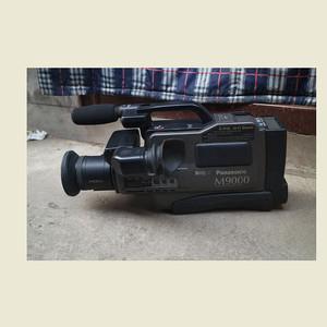 松下m9000磁带摄像机VHS录像带摄像机