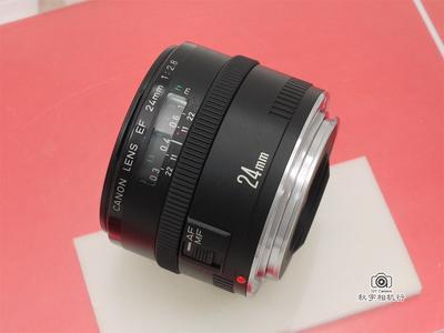 88折!佳能 广角定焦 24/2.8 Canon EF 24mm F/2.8【优品】107157