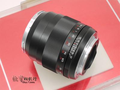 蔡司 Distagon 35mm F/2 T* ZE【优品】佳能口 全套带盒 15884997