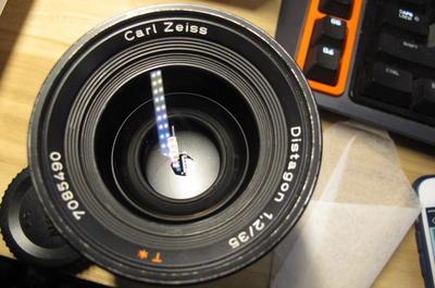 distagon 1.2 35蔡司carl zeiss顶级电影镜头