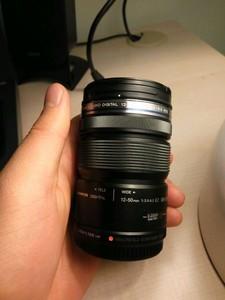 奥林巴斯12-50mm电动内变焦带微距镜头