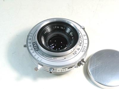 ◆ 柯达 Kodak Wide Field Ektar 190mm 广角镜头 8X10 覆盖 ◆