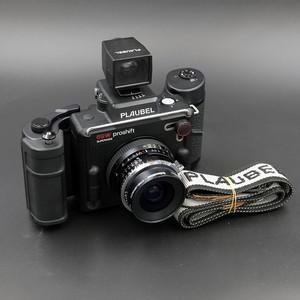 派宝 PLAUBEL 69W Porshift 移轴超广角 施耐德镜头相机