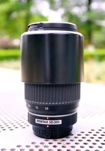 宾得DAL55-300镜头