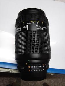 尼康 AF 70-200mm F4-5.6D  沙金头