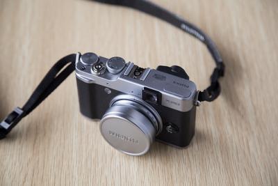 旁轴相机富士x20,全手动模式,街拍口袋机复古款,低价处理 - 1600元