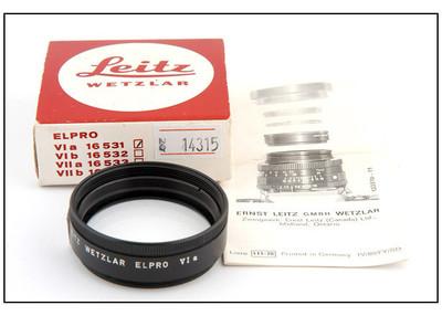 Leica/徕卡 ELPRO VIa 16531 近摄镜 带包装说明书! #14315