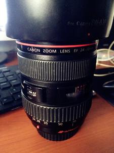 佳能 EF 24-70mm 一代 f/2.8L USM