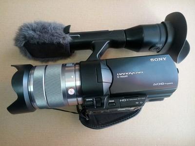 索尼 NEX-VG20E