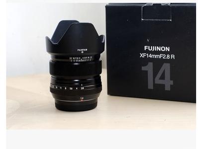 富士 XF 14mm F2.8R