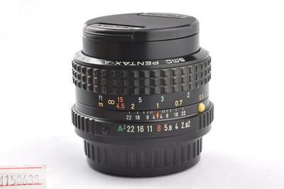 【宾得】SMC PENTAX-A 35/2 稀少A系铭镜 高清多图