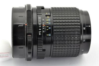 【宾得】SMC 135/4 微距 6X7中幅镜头 高清多图