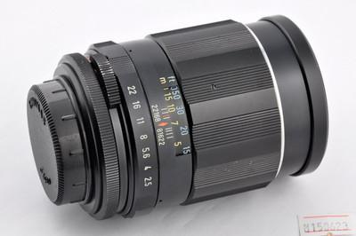 【宾得】S-M-C TAKUMAR 135/2.5 M42 高清多图