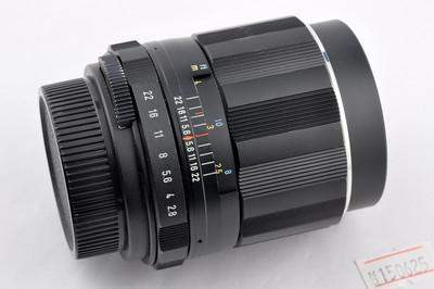 【宾得】S-M-C TAKUMAR 105/2.8 M42 高清多图
