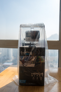 全新未拆GoPro Hero4 Black