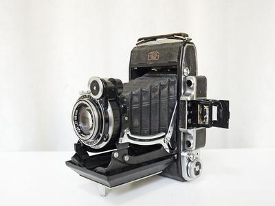 蔡司依康 Super ikonta 69 6x9 TESSAR天塞红T 105/3.5