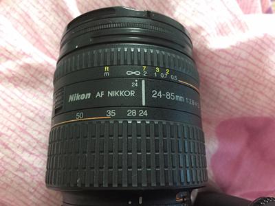尼康 24-85mm/2.8-4 D AF Zoom-Nikkor