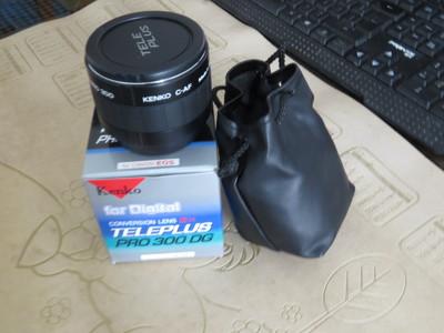 肯高 2X TELEPLUS PRO-300DG单反相机专用佳能卡口