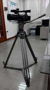 日本原装进口利拍摄像机三角架